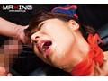 イラマチオ性奴隷 喉奥を徹底的に陵辱される美人キャビンアテ...sample7