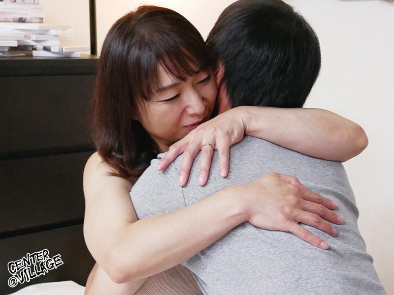 ファンの自宅をゲリラ訪問!時田こずえさんとしてみませんか〜憧れの熟女と夢の中出しセックス〜3