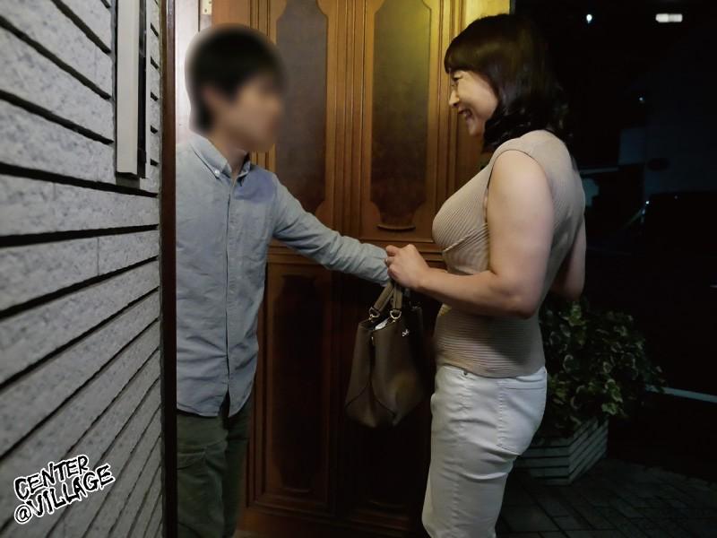 ファンの自宅をゲリラ訪問!時田こずえさんとしてみませんか〜憧れの熟女と夢の中出しセックス〜5