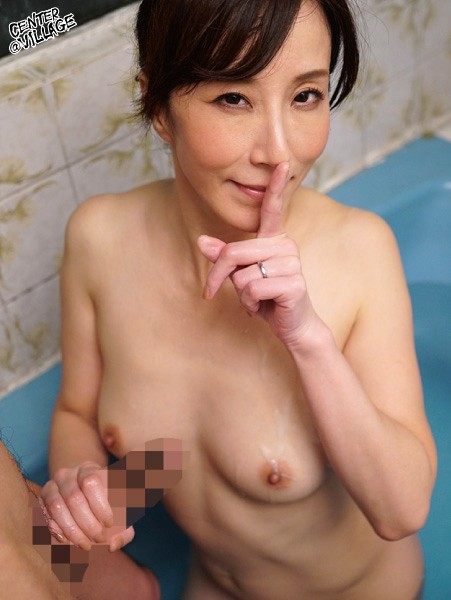 「あなた…許して」私、夫がお風呂に入っている15分の間、いつも息子に抱かれています 澤村レイコ の画像5