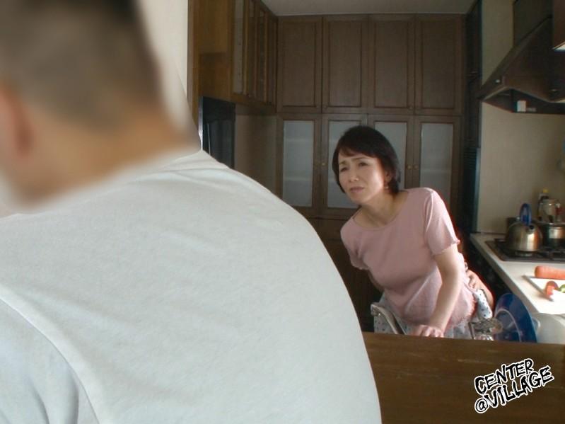 「あなた…許して」私、夫がお風呂に入っている15分の間、いつも息子に抱かれています 内原美智子 5枚目