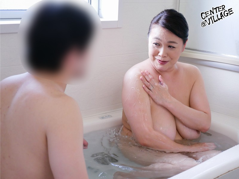 FERA-122 Studio Center Village - My Stepmom Will Let Me Get As Close To Fucking As Possible By Letting Me Stick My Tip In Rui Ayukawa