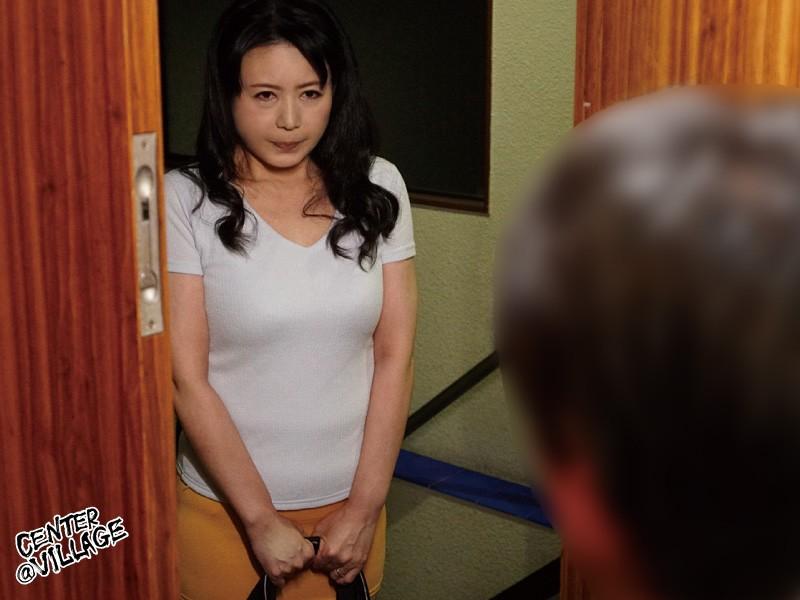 夫婦ゲンカで家出してきた隣の奥さん〜背徳感のある壁一枚向こう側の浮気セックス〜 三浦恵理子サンプルF1