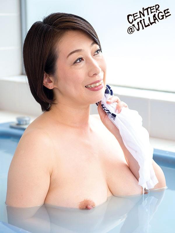 近親相姦 爆乳風呂 柏木舞子 1枚目
