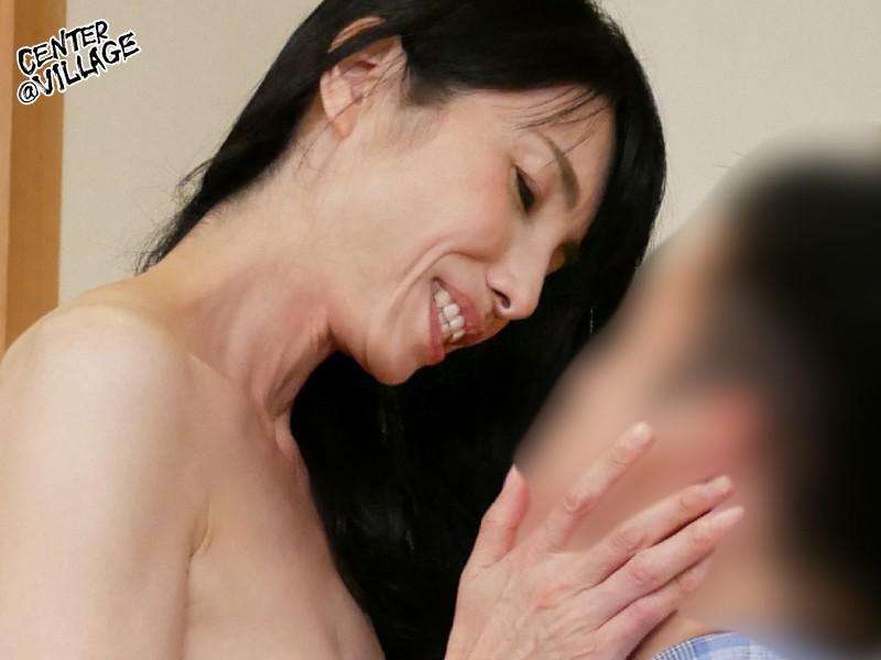 絶対にしてはいけない筆下ろし性交 孫に欲情した五十路祖母 鶴川牧子 画像6