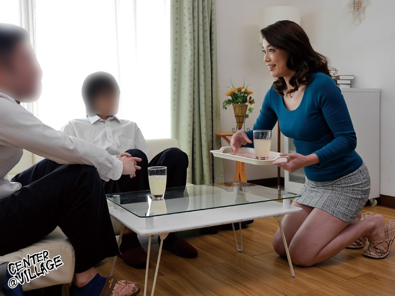 友達の母親〜最終章〜 里崎愛佳 2枚目