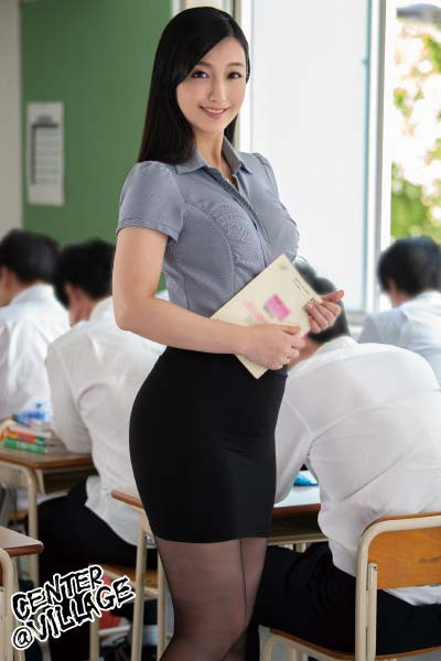 IQQQ-010 Studio Center Village - This Married Woman Teacher Is Unable To Make A Sound While Orgasming In Class And That Gets Her 10 Times Wetter Than Usual Toko Namiki