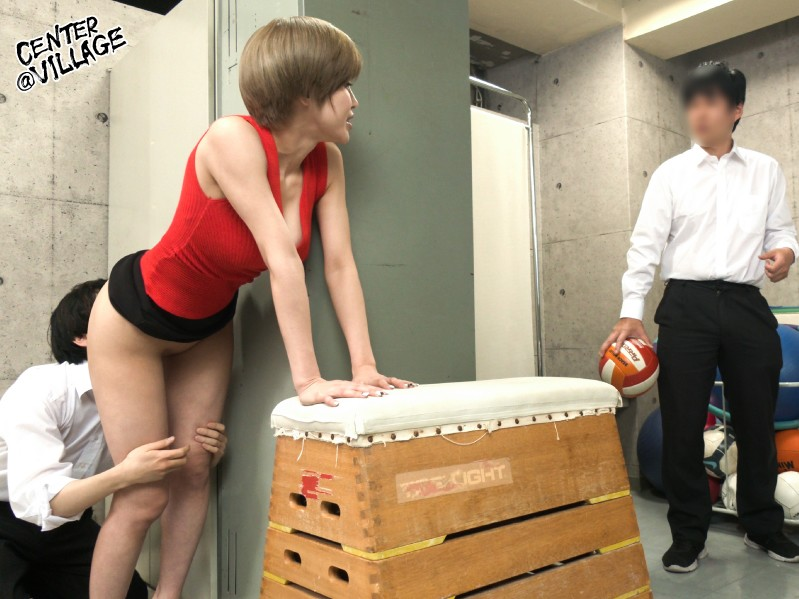 声が出せない絶頂授業で10倍濡れる人妻教師 君島みお キャプチャー画像 3枚目