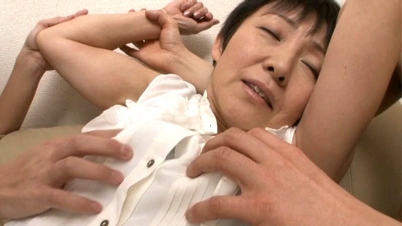 初撮り五十路妻ドキュメント 林原秀美