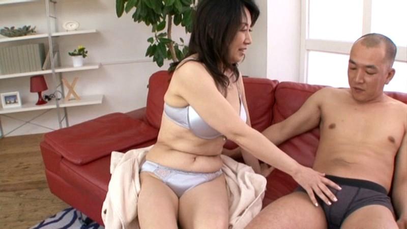 初撮り六十路妻ドキュメント 高城紗香 無料エロ画像6