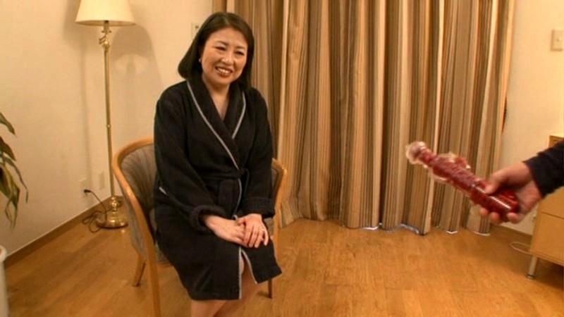 初撮り五十路妻ドキュメント 峰岸洋子