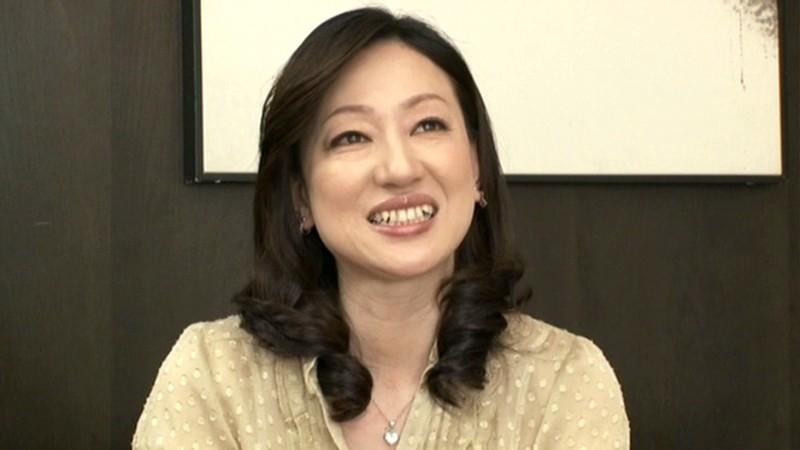初撮り五十路妻ドキュメント 新澤久美子