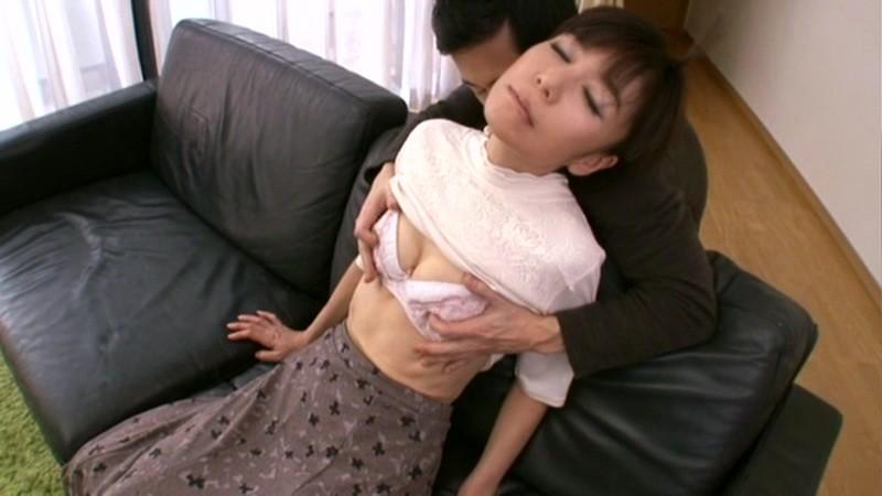 初撮り五十路妻ドキュメント 稲羽美代子