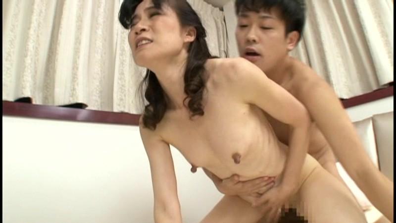 初撮り五十路妻ドキュメント 久倉加代子