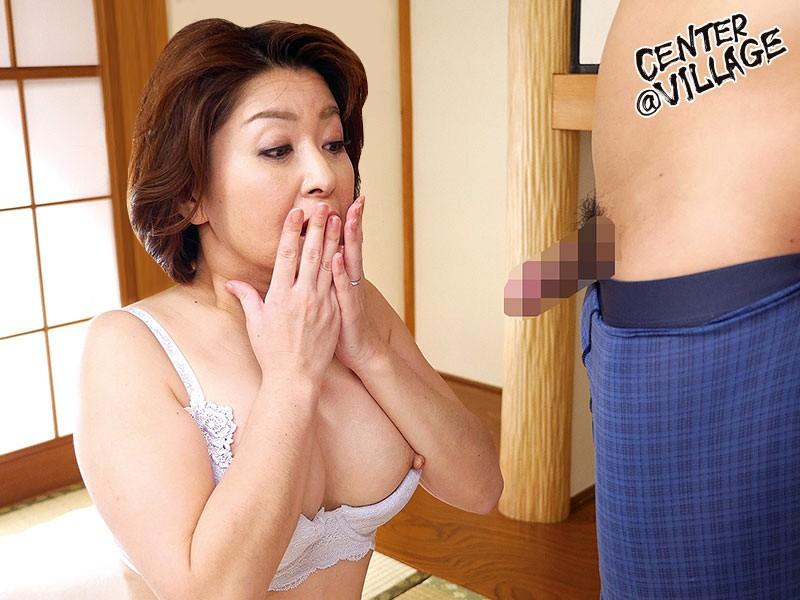 初撮り五十路妻ドキュメント 野宮陽子