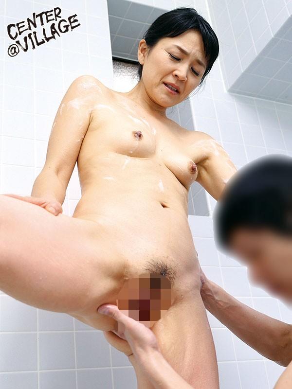 初撮り五十路妻ドキュメント 竹宮かほり