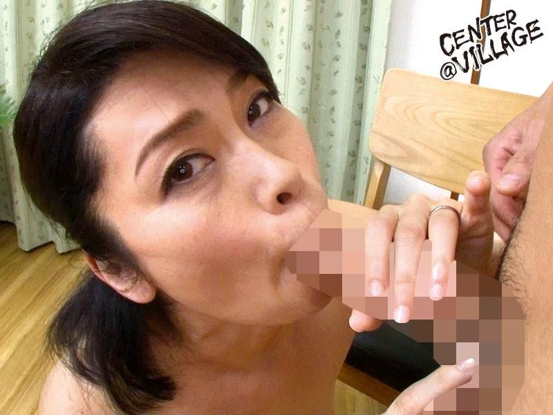 初撮り五十路妻ドキュメント 白山葉子