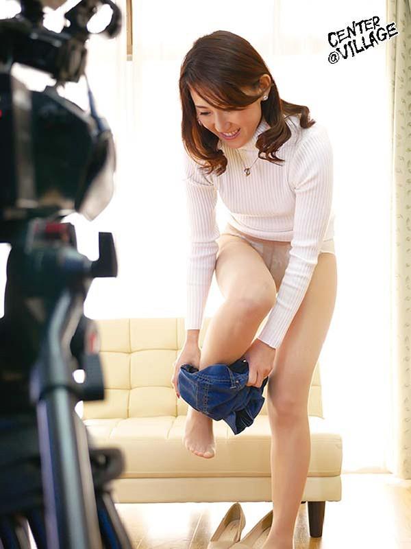 初撮り人妻ドキュメント 姫路さとみ キャプチャー画像 2枚目