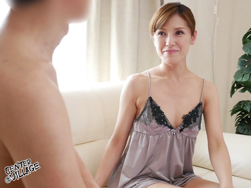 JRZD-925 Studio Center Village - Mature Married Women Doing Their First Porno After 50! - Kaoru Kinoshita big image 7