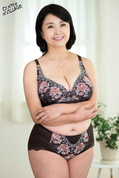 初撮り六十路妻ドキュメント 秋吉慶子 2枚目