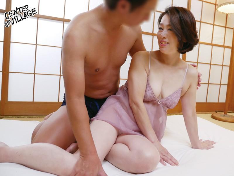 初撮り五十路妻ドキュメント 真矢織江 8枚目