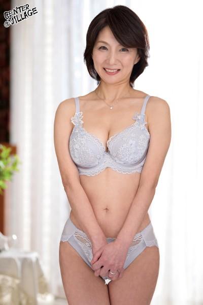 初撮り五十路妻ドキュメント 磯山恵子 2枚目