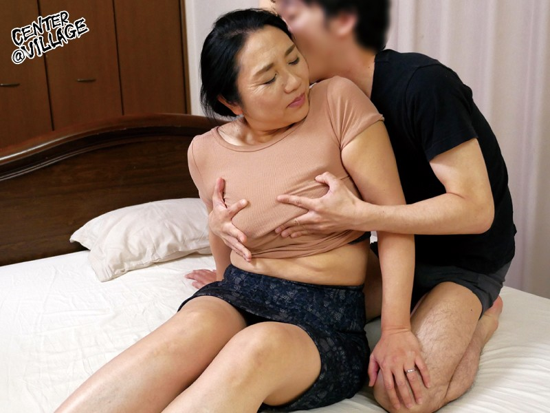 JRZD-947 Studio Center Village - The Document Of A 50-something Wife's First Time - Seiko Nagata big image 7
