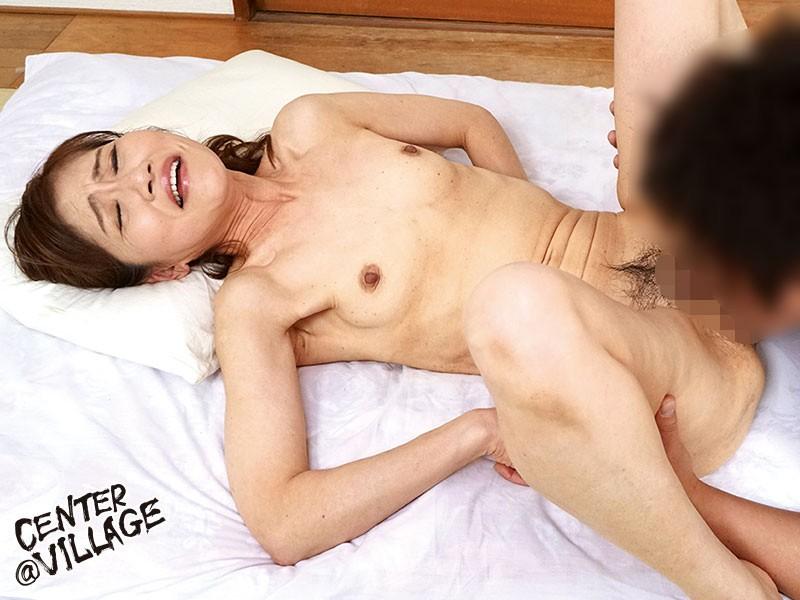 初撮り五十路妻ドキュメント 細川理恵子8