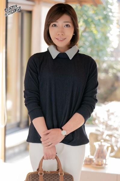 初撮り人妻ドキュメント 華村千裕 画像1
