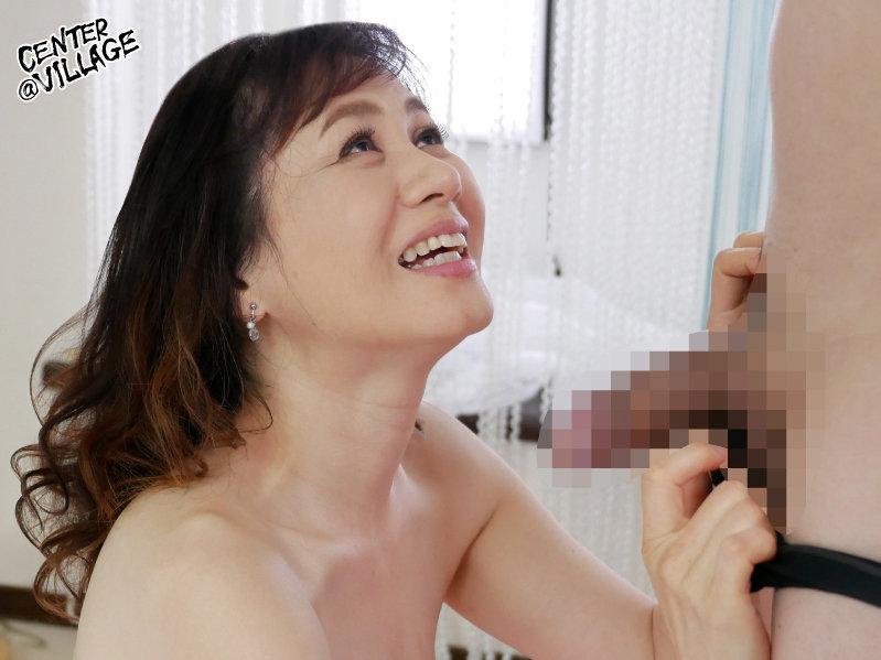 初撮り五十路妻ドキュメント 岡崎智江 キャプチャー画像 4枚目