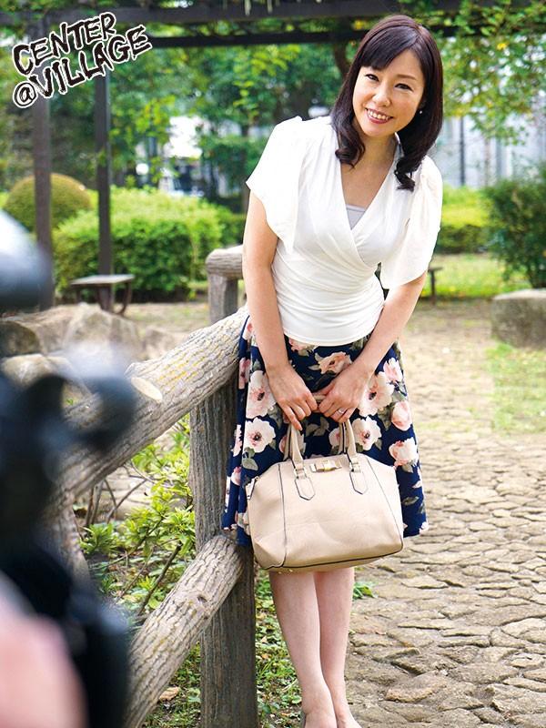 初撮り五十路妻、ふたたび。 福田由貴サンプルF2