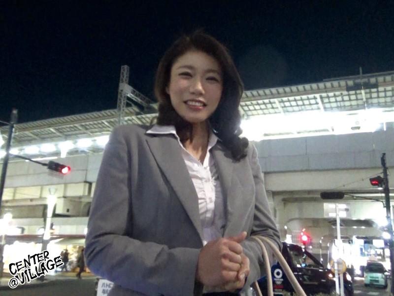 初撮り人妻、ふたたび。 里崎愛佳 画像1