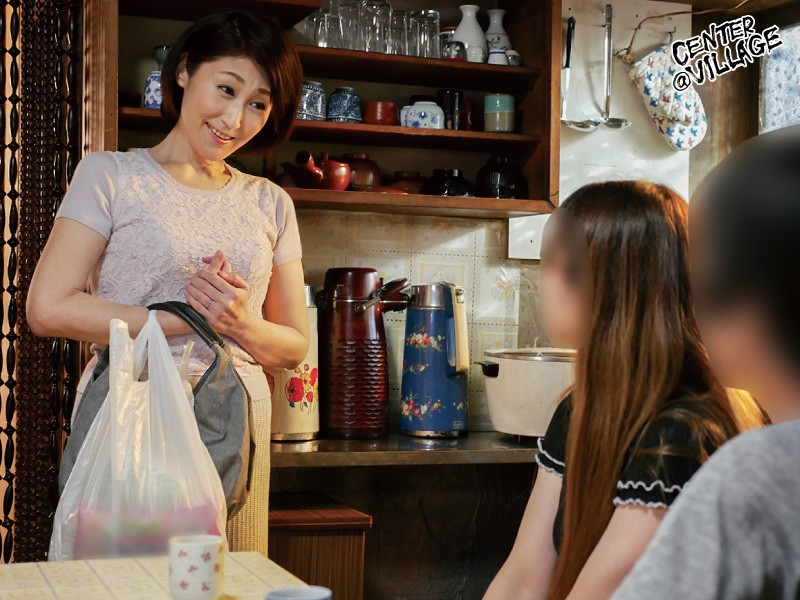 KAAD-050 Beautiful mother-in-law Takahashi Misono of my home