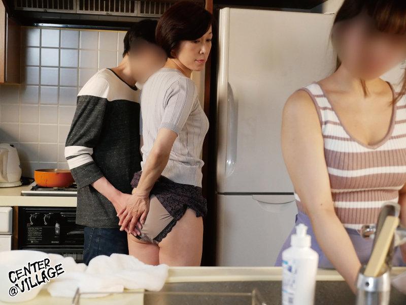 我が家の美しい姑 堀美也子 キャプチャー画像 7枚目
