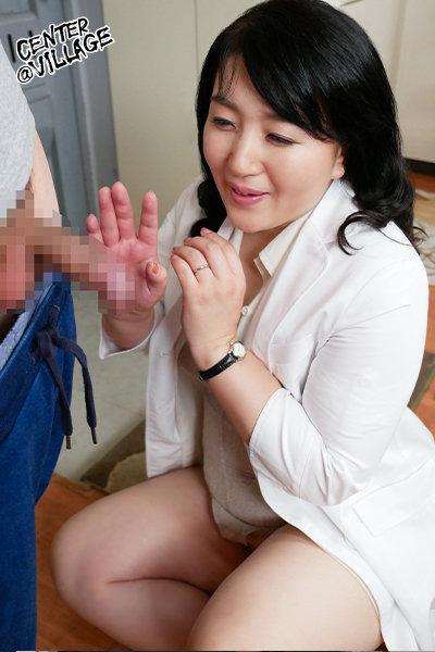 熟れた女医さんがデカチンを弄ぶドスケベ勃起検診 美園ひとみ