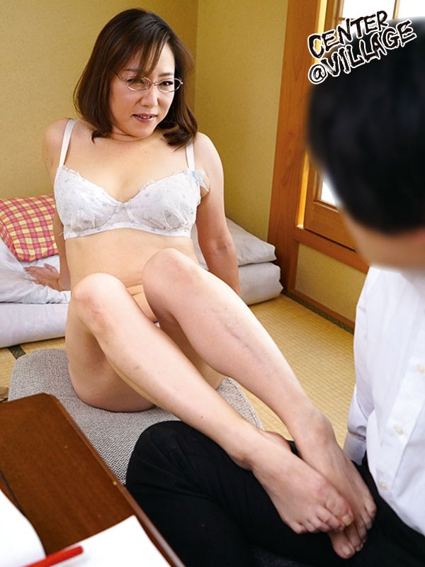 おばさん家庭教師 〜お子さんの童貞卒業させてあげます〜 上野ひとみ 画像8
