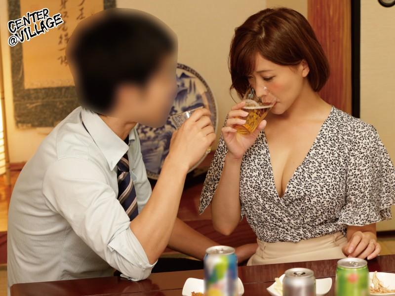 今すぐヤリたい欲求不満なGカップ美人妻 旦那の部下に酔わされ、寝取られ、調教され… 池谷佳純 1枚目