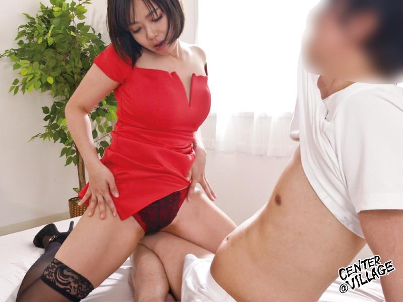 猥褻セレブ妻がザーメン汁を喰い散らかす! 赤瀬尚子