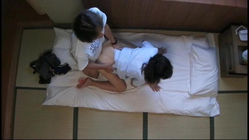 地方旅館のマッサージ師と2人きりで癒しの悪遊戯 キャプチャー画像 6枚目
