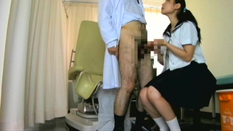 医療行為の名のもとにエロ診察をする悪徳な医師 キャプチャー画像 19枚目
