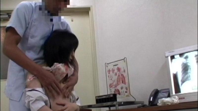 新学期撮れたて女子校生が餌食に…インチキ先生のわいせつ検診盗撮 キャプチャー画像 6枚目