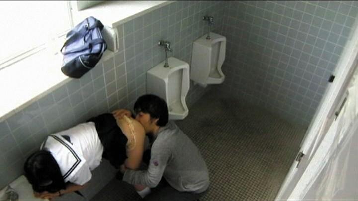 トイレ内SEX映像 キャプチャー画像 13枚目