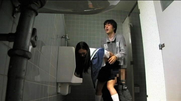 トイレ内SEX映像 キャプチャー画像 15枚目