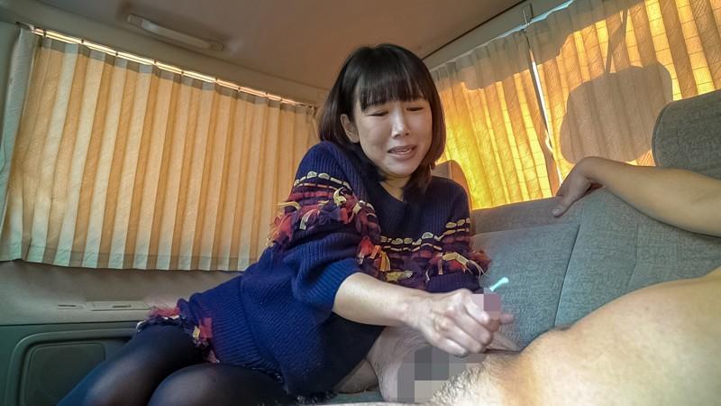 おばさん!おち○ぽシゴいて下さい!男のセンズリに欲情する熟女の性5 の画像9