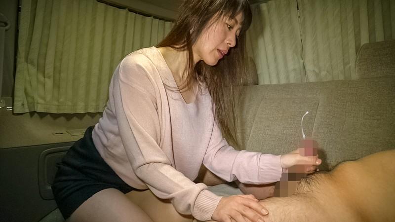 おばさん!おち○ぽシゴいて下さい!男のセンズリに欲情する熟女の性5 の画像2