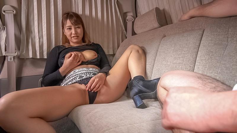 おばさん!おち○ぽシゴいて下さい!男のセンズリに欲情する熟女の性5 の画像18