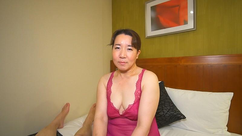 おばさん!おち○ぽシゴいて下さい!男のセンズリに欲情する熟女の性8 キャプチャー画像 8枚目