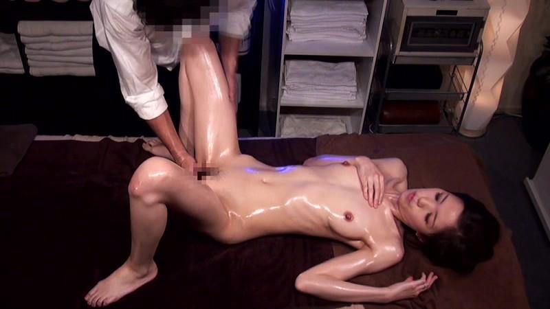 Asian oil massage