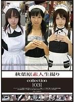 秋葉原素人生撮りcollection [03] ダウンロード