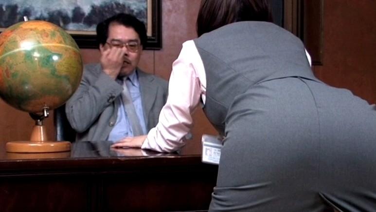 働く女 スーツに隠れた卑猥な肉体[h_102nsps019][H_102NSPS019] 1